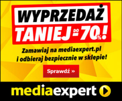 Wyprzedaż w Media Expert!