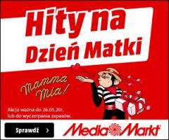Prezenty dla Mamy w Media Markt!