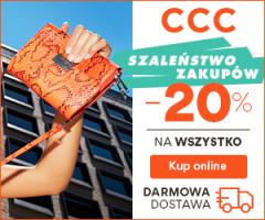 CCC: -20% na wszystko!