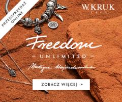 W.Kruk i Martyna Wojciechowska - kolekcja Freedom