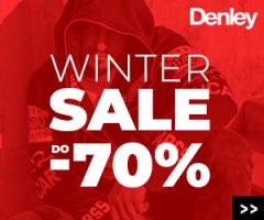 Denley: winter sale!