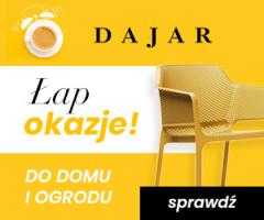 Nowe promocje w Dajar!