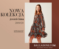 Bądź modna z Balladine
