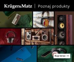Kruger&Matz: słuchawki 5% taniej!
