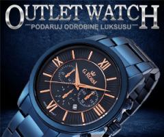 Stylowe zegarki w Outletwatch!