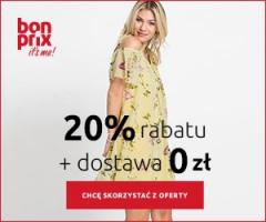 -20% w BonPrix!