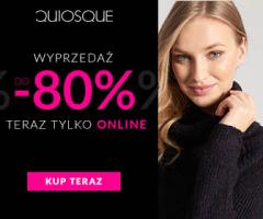 Do -80% w Quiosque!