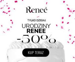 Urodzinowe -50% w Renee!