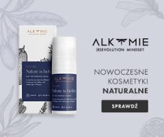 Promocja -10%  na kosmetyki naturalne Alkmie