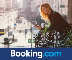 Najlepsze oferty w Booking.com