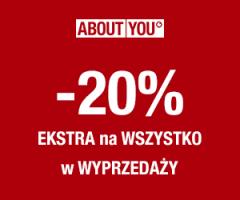-20% ekstra w About You!