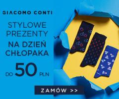 Giacomo Conti - Dzień Chłopaka promocje