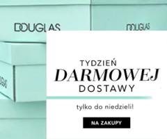Darmowa dostawa w Douglas
