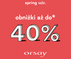 Spring Sale w Orsay