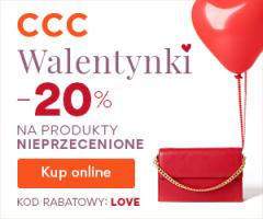 LOVE -20% w CCC!