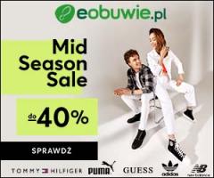 Mid Season Sale w Eobuwie!