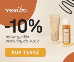 Resibo -10% na wszystko
