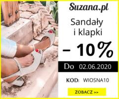 Sandały i klapki -10%!