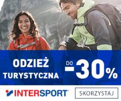 Odzież turystyczna -30%!