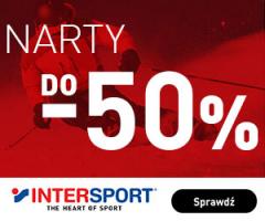 Narty i akcesoria -50%