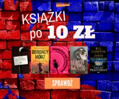 Książki po 10 zł!