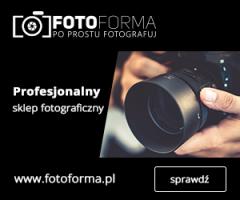 Fotoforma -200zł na zakup obiektywu Sony