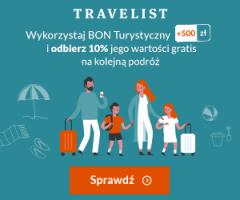 Podróżuj z Travelist!