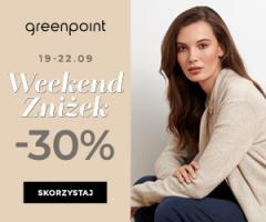 Weekendowa zniżka w Greenpoint!