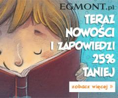 Egmont -25% na nowości i zapowiedzi