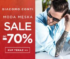 Wyprzedaż w Giacomo Conti