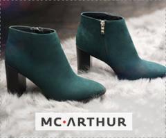 McArthur: Stylowe buty dla każdego