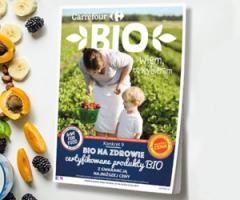 Carrefour produkty Bio -10%