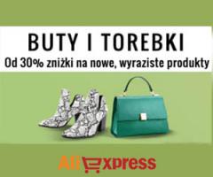 Buty i torebki od -30%!