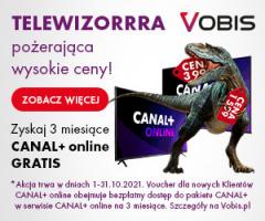 Vobis: Canal+ gratis!