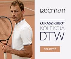 Sportowa kolekcja Recman