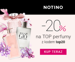 Promocja -20% na top perfumy