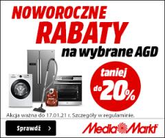 Noworoczne rabaty w Media Markt