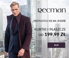 Jesienne promocje w Recman